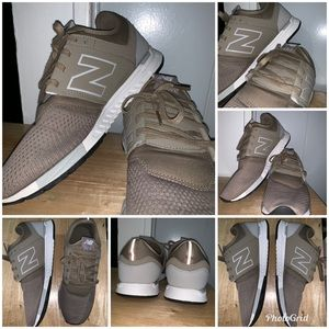 Men's 8.5 Tan New Balance 247